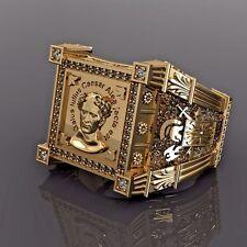 Caesar Ring Wax patterns for lost wax casting jewelry 5 pcs _700440