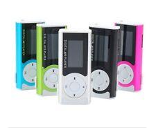 Mini USB Clip LCD Screen MP3 Player Support 16GB Micro SD in Grün