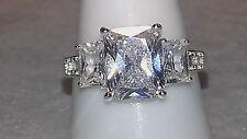 Topacio plata 925 PL anillo