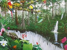 """""""Tropical Reflections"""" by John Akers"""