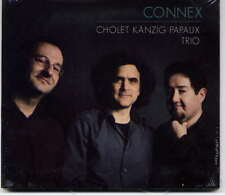 CHOLET KANZIG PAPAUX TRIO -  Connex - CD album – sealed