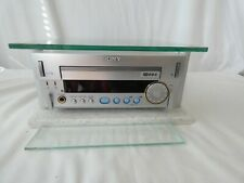 Sony compact CD player amplifier radio HCD-SD1 & shelf unit