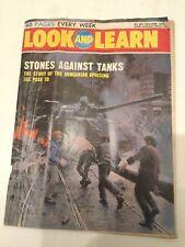 Vintage Look & Learn Comic Magazine Issue 597 June 1973