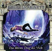 GRUSELKABINETT-FOLGE 134 - DAS ÄLTESTE DING DER WELT   CD NEW