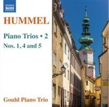 Johann Nepomuk Hummel: Piano Trios, Vol. 2, New Music