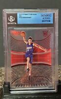 2015-16 Panini Clear Vision Red #102 Rookie /99 Devin Booker