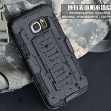 NEW Heavy Duty Defender Armor Holster Belt Clip Case Cover For Samsung Galaxy S7
