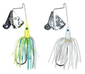 Strike King Tri-Wing Buzz King / Spinning Fishing Lure