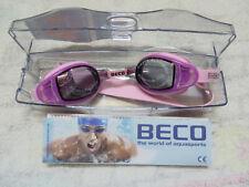 Taucherbrille, Schwimmbrille, Kinder, von Beco, rosa - lila, NEU!