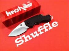 Kershaw  Shuffle small folding knife black handle hunting,camping,pocket knife