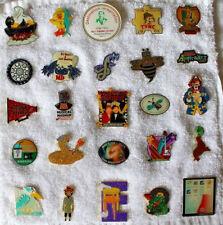 25 Assorted Destination Imagination DI Trading Pins