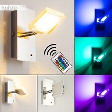 Applique LED Changeur de couleur Spot mural Lampe de couloir Lampe murale 178902
