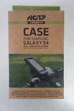 NC-17 Connect+ Bike Case + Ladehalterung für Galaxy S4 Schwarz NEU #162