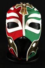 MRMASKMAN REY TRICOLOR Adult Mask Mexican Wrestling Mask Lucha Libre Luchador