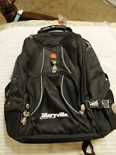 "SwissGear by Wenger 14"" Laptop Computer Backpack Black WTRA-18-JH-3106"