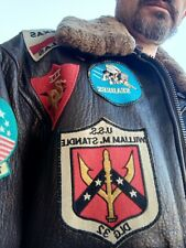 Avirex Jacket Tipe G-1 Top Gun Taglia M 100% vera pelle