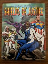 Silverage Sentinels Shields of Justice Tri-Stat Paperback Dungeons & Dragons