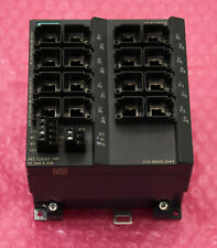 Siemens SIMATIC NET switch scalance x216 tipo: 6gk5 216-0ba00-2aa3 e:08 fw:v5.0.1