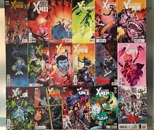 All New X-Men Annual 1A Sorrentino Variant NM 2015 Stock Image