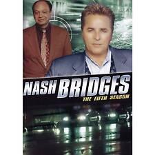 Nash Bridges Complete Season Five R1 DVD Series 5