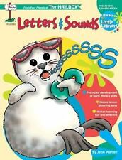 Literacy for Little Learners: Sounds and Letters by Susan Walker