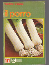 IL PORRO di Pier Luigi Ghisleni - Universale Edagricole n. 111