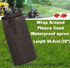 Zilco Carriage Driving Apron :Waterproof - Fleece Lined - 3 Colours