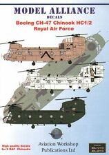 Alianza Modelo 1/72 Boeing CH-47 Chinook HC.2 RAF # 72119