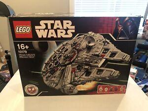 LEGO Star Wars Limited First Edition UCS Millennium Falcon (10179)