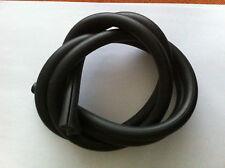 lambretta legshield rubbers beading black GP