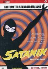 SATANIK  DVD THRILLER