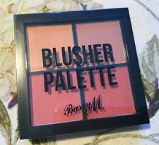 BARRY M QUAD BLUSHER PALETTE - new Sealed Gift Condition