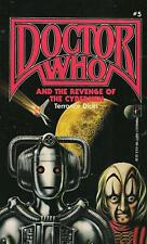 Doctor Who And The Revenge of the Cybermen by Terrance Dicks (1989, Paperback~)