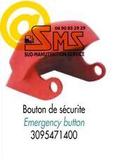 BOUTON TOUCHE POUSSOIR SECURITE de TIMON FENWICK LINDE TRANSPALETTE T16 T18 T20