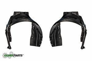 OEM NEW MOPAR FRONT RIGHT & LEFT SIDE FENDER LINERS 2012-2017 FIAT 500 GENUINE
