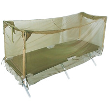 MOSQUITO NET US Military Fine Mesh Insect net Field Cot Tent  VGC