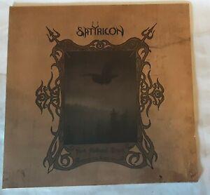 Satyricon Dark Medieval Times LP Vinyl Record new