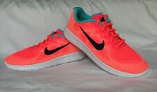 NIKE Free RN Girls Running Shoes Sneakers Pink 904258 NEW $80 SIZE 5.5Y 6Y 6.5Y