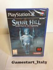 SILENT HILL SHATTERED MEMORIES - SONY PS2 PLAYSTATION 2 - NEW PAL VERSION - RARE