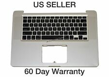 "Apple MacBook Pro 15"" A1286 Mid 2010 Top Case w/ Keyboard 069-6153-10 605-2701 C"