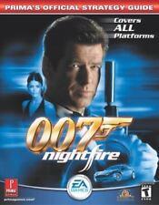007 : Nightfire by Steve Honeywell (2002, Paperback)