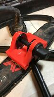 "Minelab CTX3030 - 11"" Coil Yoke Stiffener and Repair - RED"