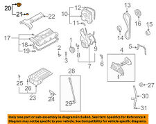HYUNDAI OEM 01-06 Elantra 2.0L-L4-Engine Oil Filler Cap 2651026620