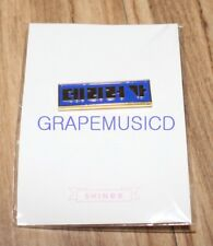 SHINEE SMTOWN GIFTSHOP DDP OFFICIAL GOODS 데리러가 PIN BADGE SEALED