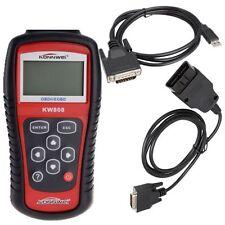 Car Scanner EOBD OBD2 OBDII Diagnostic Live Data Code Reader Check Engine Scaner