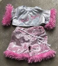 Rock Star Outfit For Build A Bear Sized Plush