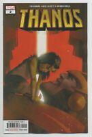 THANOS #2 MARVEL comics NM 2019 Tini Howard Ariel Olivetti ☠️☠️☠️