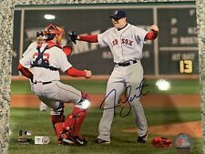 Jon Lester Boston Red Soxs Autographed 8x10 Photo