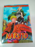 Naruto Edizione Integra Episodi 76 A 100 - 5 X DVD Spagnolo Giapponese
