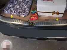 Rear Bumper Protector Scuff Plate Guard Cover for Honda CRV 2007 08 09 2010 2011